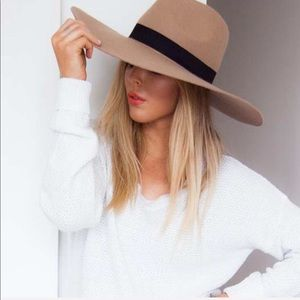 Lack of Color Montana Mirage Wide Brim Fedora Hat